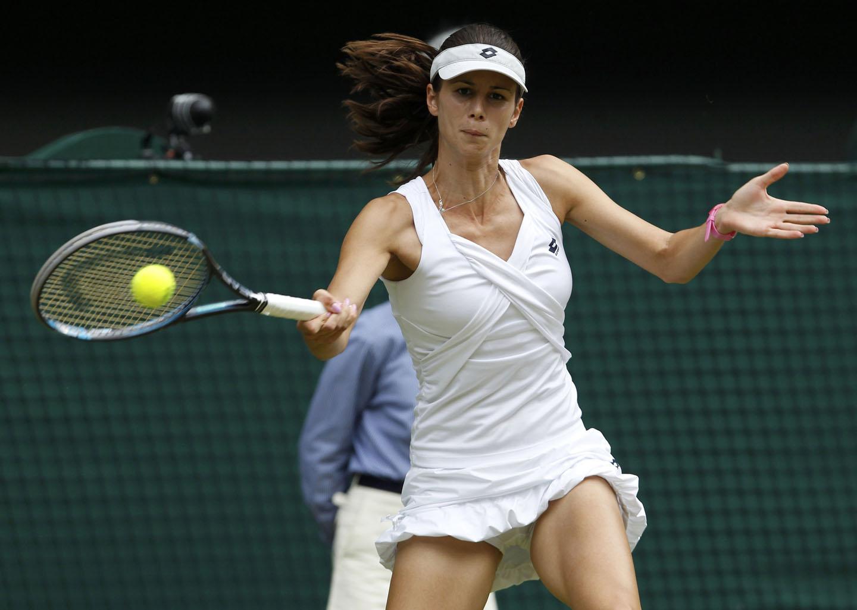 Пиронкова цветана теннис